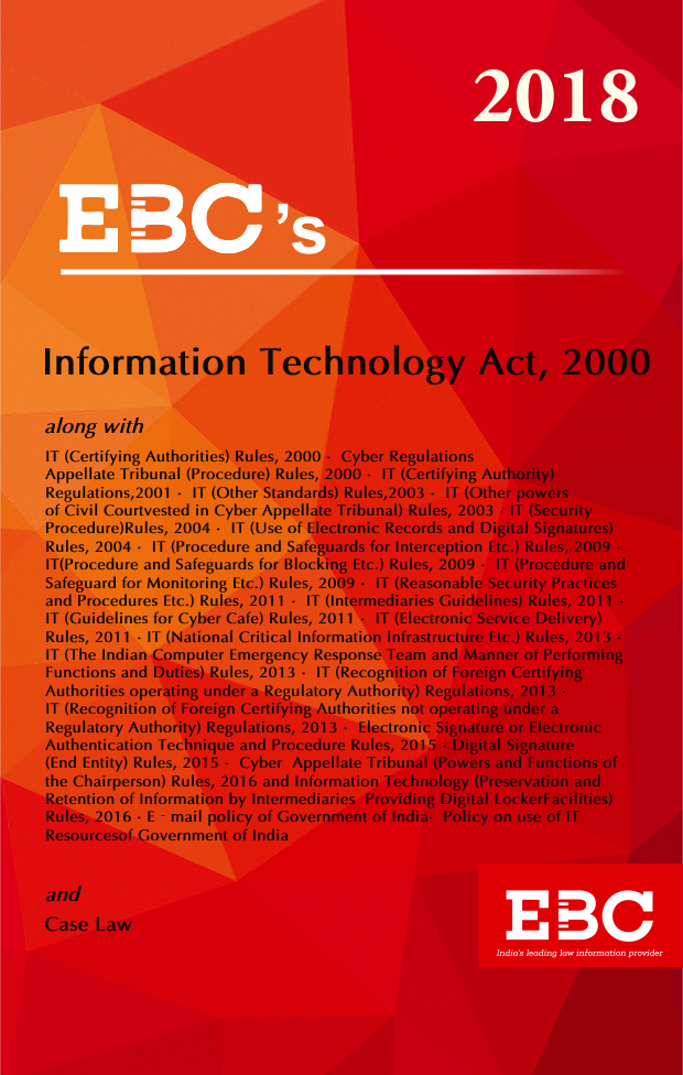 Information Technology Act, 2000 - (Bare Act)