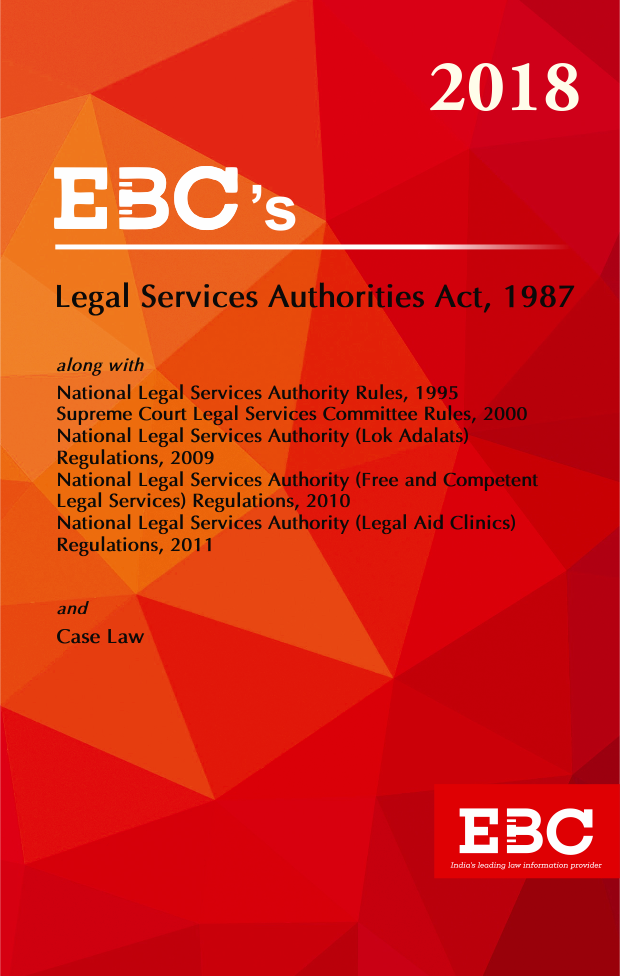 Legal Services Authorities Act, 1987 - (Bare Act)