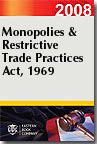 Monopolies & Restrictive Trade Practices Act, 1969