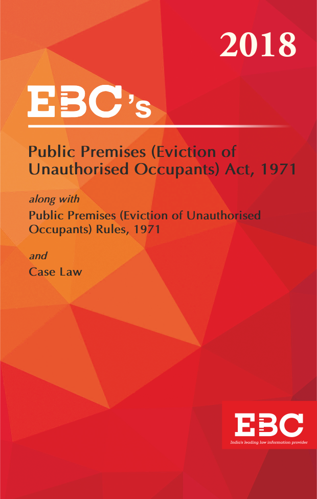 Public Premises (Eviction of Unauthorised Occupants) Act, 1971