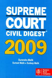 Supreme Court Civil Digest 2009