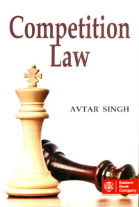 Competition Law by Avtar Singh