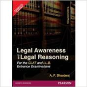 Legal Awareness and Legal Reasoning for the Clat and L.L.B. Examinations: 25 Solved Papers of 2012, 11, 10, 09, 08 of CLAT, SET, PU and NLU-Delhi
