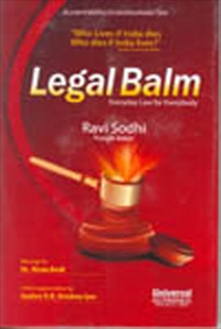Legal Balm - Everyday Law for Everybody