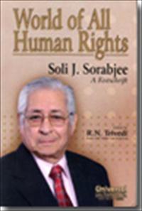 World of All Human Rights - Soli J. Sorabjee A Festschrift