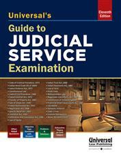 Guide to Judicial Service Examination, 11th Edn.