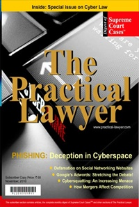 The Practical Lawyer™ [Special issue on Cyber Law]