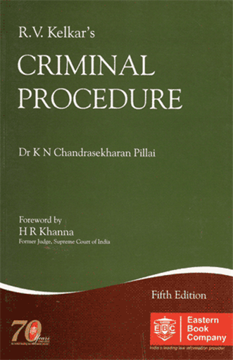 Kelkar's Criminal Procedure (Old Edition)