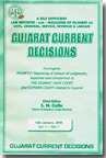 Gujarat Current Decisions (GCD)