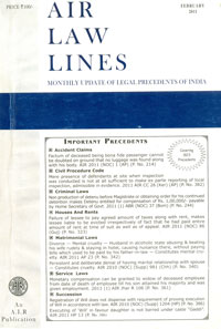 All India Reporter Law Lines