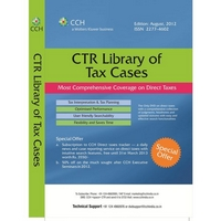 CTR Library of Tax Cases - Standard One Year Subscription