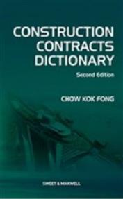 Construction Contracts Dictionary