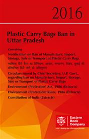 Plastic Carry Bags Ban in Uttar Pradesh