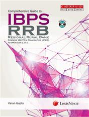 Comprehensive Guide to IBPS-RRB (Regional Rural Bank)Common Written Examination (CWE) For Officer Scale 1, 2 & 3 (With DVD)