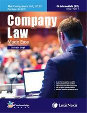 Company Law - Made Easy