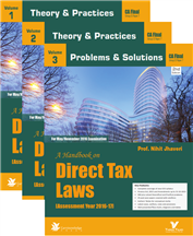 DIRECT TAXATION (VOLUME II)