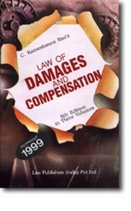 Law Of Damages & Compensation -3 Volumes