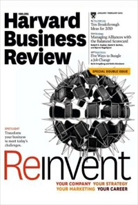 Harvard Business Review [Magazine Subscription] [Print]