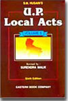 S.M. Husains U.P. Local Acts by Surendra Malik