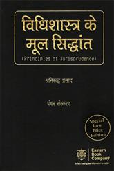 Vidhishastra ke Mool Siddhant Principles of Jurisprudence and Legal Theory in Hindi by Anirudh Prasad