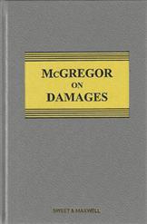 McGregor on Damages 20th ed