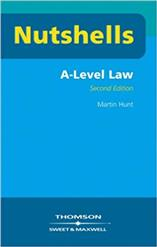 Nutshells A Level Law 2nd ed