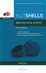 Nutshells English Legal System 10th ed