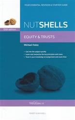 Nutshells Equity and Trusts 10th ed