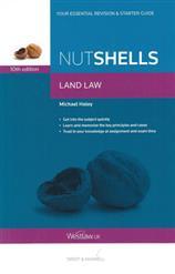 Nutshells Land Law 10th ed
