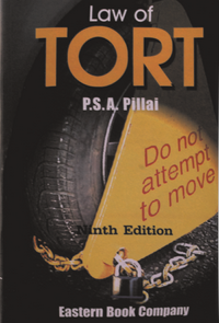 P S A Pillais Law of Tort Revised by Abhinandan Malik