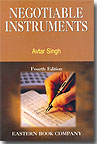 Negotiable Instruments by Avtar Singh