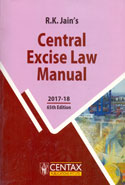Central Excise Law Manual