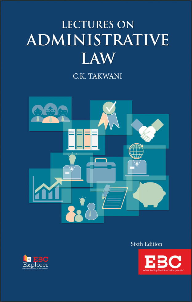 Lectures on Administrative Law - EBC Webstore