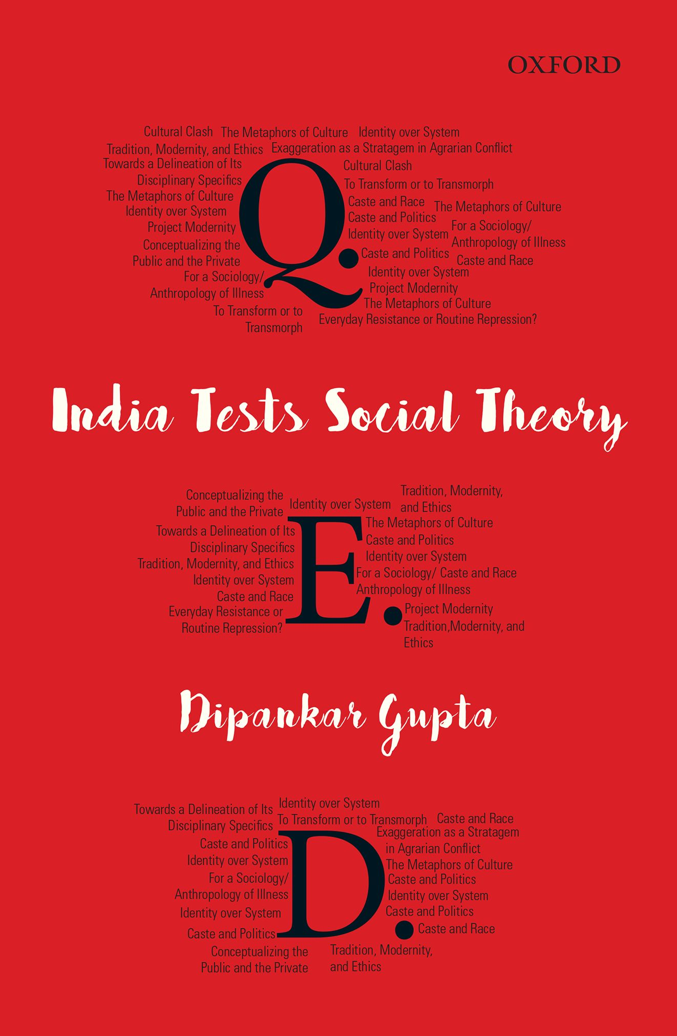Q.E.D. (Quod Erat Demonstrandum) - India Tests Social Theory