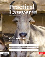 Practical Lawyer- VIGILANTISM: A Fascist Symptom
