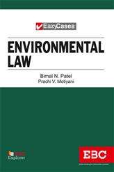 Eazy Cases on ENVIRONMENTAL LAW