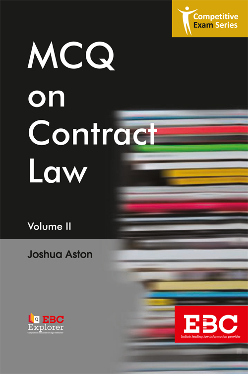 MCQ on Contract Law (In 2 Volumes)
