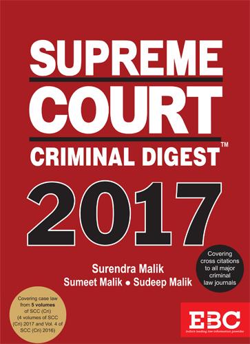 Supreme Court Criminal Digest 2017