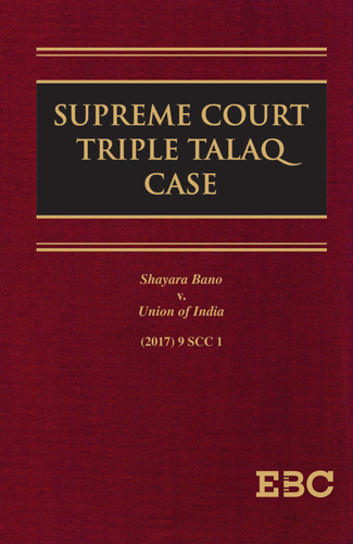 Supreme Court Triple Talaq Case