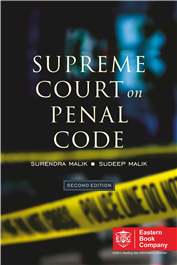 Supreme Court on Penal Code - Volume 5 [Pre-Publication]