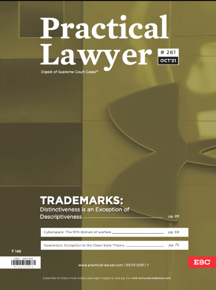 Practical Lawyer : Trademarks - Distinctiveness in an Exception of Descriptiveness
