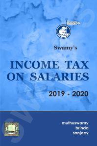INCOME TAX ON SALARIES - 2019
