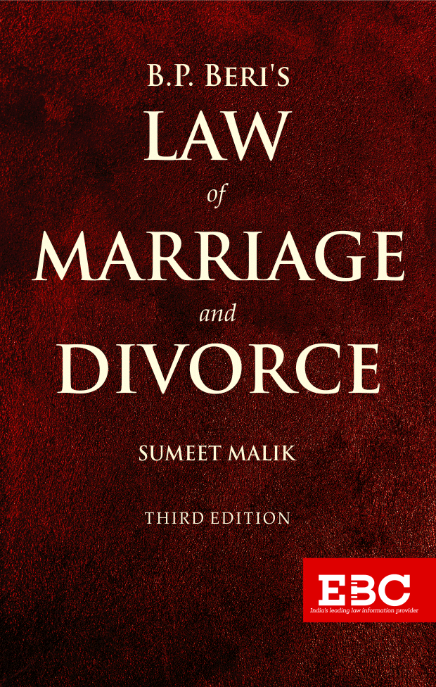 B.P. Beri's Law of Marriage and Divorce