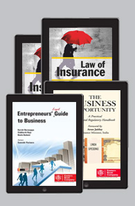 Business Law Collection - Set of 4 eBooks