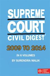 Supreme Court Civil Digest 2009 to 2014