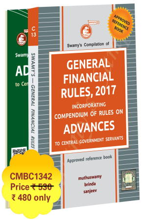 SWAMY'S COMPILATION OF GENERAL FINANCIAL RULES AND ADVANCES - 2021