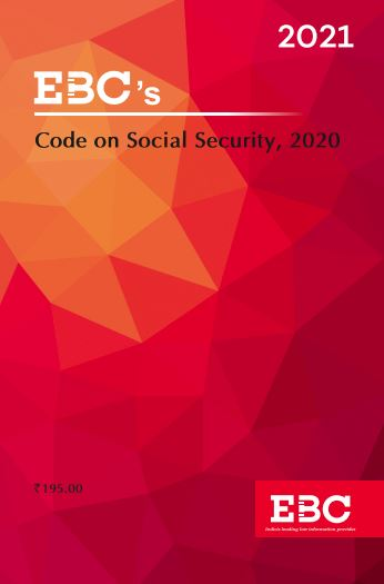 The Code on Social Security, 2020 Act 36 of 2020