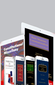 Constitutional Law and Constitution Collection - Set of 9 eBooks