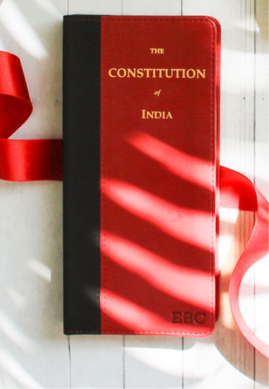 The Constitution of India (Coat Pocket Edition) Bare Act[As amended up to the Constitution(One Hundred and Fourth Amendment)Act, 2019]