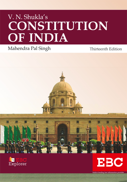 V.N. Shukla's Constitution of India